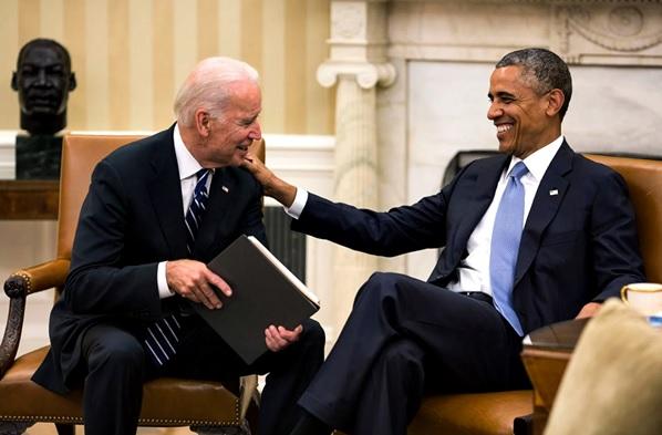 Joe e Obama