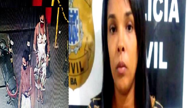 Inadmissível : Duas mulheres são flagradas furtando cartão de uma idosa e em fazem saque em conta seguida