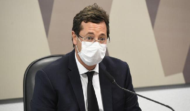 CPI da Covid : Confira a carta que foi enviada pela Pfizer a Bolsonaro sobre vacina em 2020